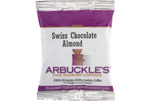 Arbuckle's 100% Mountain Grown Arabica Coffee Swiss Chocolate Almond