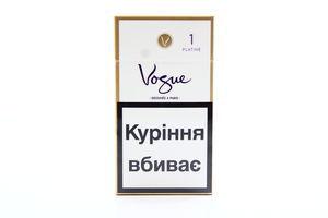 Сигареты Vogue Platine 20шт