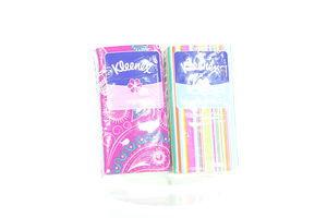 Платки носовые белые Kleenex 10шт