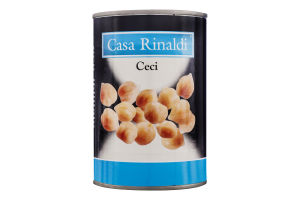 Горох нут Ceci Casa Rinaldi з/б 400г