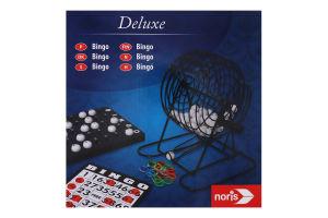 Гра для дітей від 3років №606108011 Бінго Делюкс Noris 1шт
