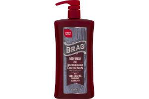 Smart Sense Brag Body Wash for Distinguished Gentlemen