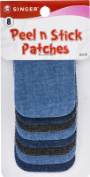 Singer Peel n Stick Patches - 8 CT