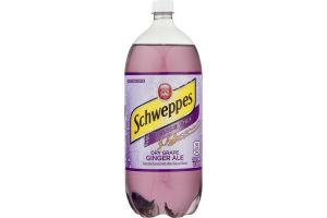 Schweppes Dry Grape Ginger Ale