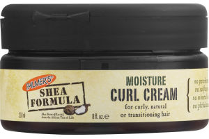 Palmer's Shea Formula Moisture Curl Cream