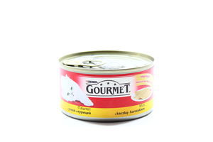 Корм Purina Gourmet з качкою та куркою 195г х24