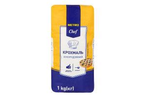 Крохмаль кукурудзяний сухий Metro Chef м/у 1кг