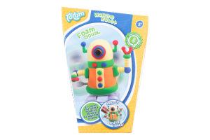 Набір для творчості для дітей від 5років Walking robot Totum 1шт