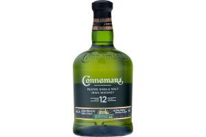 Connemara 12 Year Old Peated Single Malt Irish Whiskey