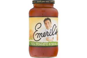 Emeril's Tomato & Basil Pasta Sauce