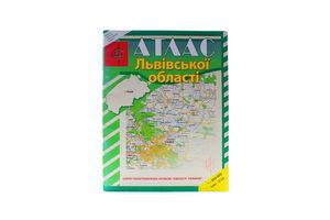 Атлас ВКФ Львовская область 1:200000 (укр)