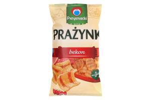 Снеки картопляно-пшеничні зі смаком бекону Przysnacki м/у 120г