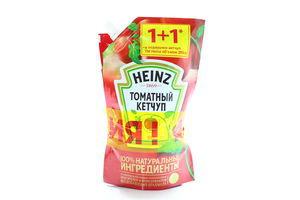 Кетчуп Heinz Томатний 2*350г х16