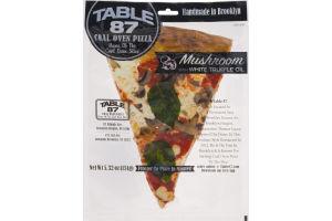 Table 87 Coal Oven Pizza Slice Mushroom With White Truffle Oil