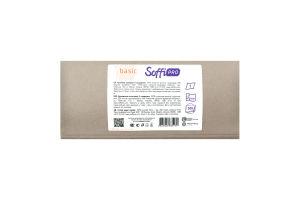 Рушники паперові 1 шар V-складення SoffiPro 200шт