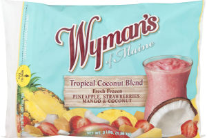 Wyman's of Maine Tropical Coconut Blend