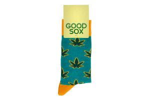 Шкарпетки чоловічі GoodSox Amnesia №271-4 27-29