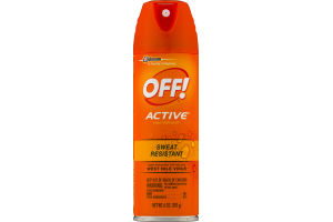OFF! Active Insect Repellent I Sweat Resistant
