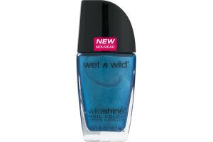 Wet N Wild WildShine Nail Color Bijou Blue