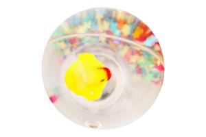 Игрушка для детей от 3лет №KR-10419-2 Мяч-прыгун Блёстки Shantou Yisheng Trading 1шт