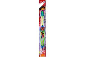 Colgate Nickelodeon Smiles Children 2+ Dora The Explorer Extra Soft Toothbrush