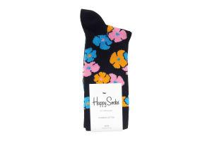 Носки женские Happy Socks №KIM01-9001 36-40 разноцветные