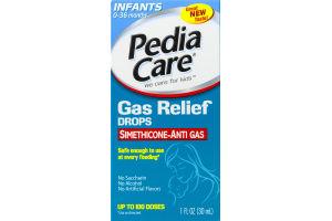 PediaCare Gas Relief Drops Infants 0-36 Months