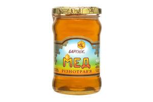 Мед разнотравье Бартник 400г