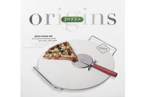 Origins Pizza Stone Set 15 IN