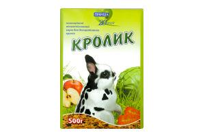 Корм Природа Кролик для кроликів 500г х12