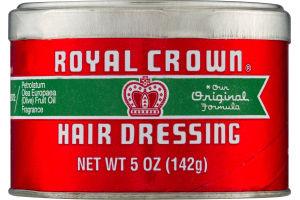 Royal Crown Hair Dressing Our Original Formula