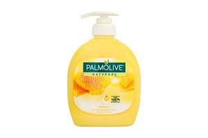 Мыло жидкое для рук Мед и увлажняющее молочко Питание Натурэль Palmolive 300мл