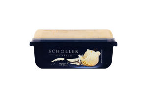 Мороженое ванильное Scholler п/у 550г