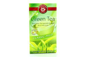 Чай Teekanne Green Classic 20*1.75г