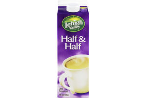 Lehigh Valley Dairy Farms Half & Half