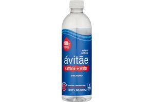 Avitae Caffeine + Water Unflavored