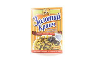 Мюсли запеченные с вкусом сливок Золотий Кранч к/у 400г