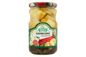 Патисони консервовані Rio с/б 690г