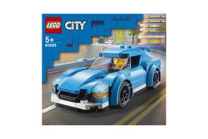 Конструктор для детей от 5лет №60285 Sports Car City Lego 1шт