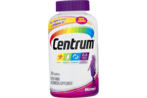 Centrum Multivitamin Women - 200 CT