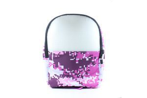 Рюкзак Upixel Camouflage-Розово-белый