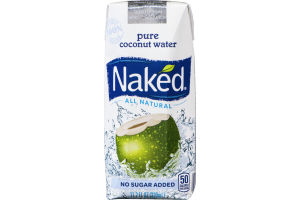 Naked Pure Coconut Water
