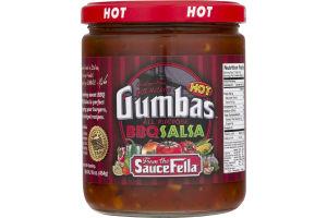 Gumbas BBQ Salsa Hot