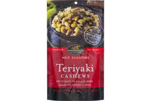 Snapdragon Nut Clusters Teriyaki Cashews