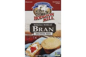 Hodgson Mill Whole Wheat Bran Muffin Mix