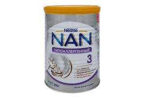 Смесь кисломолочная сухая для детей с рождения №1 Кисломолочный Premium NAN ж/б 400г