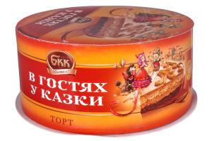 Торт БКК В гостях у сказки