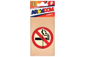 Ароматизатор Aromcom No Smoking ваниль 002073