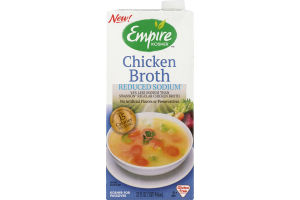 Empire Kosher Chicken Broth Reduced Sodium