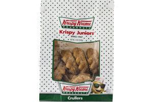 Krispy Kreme Doughnuts Krispy Juniors Crullers